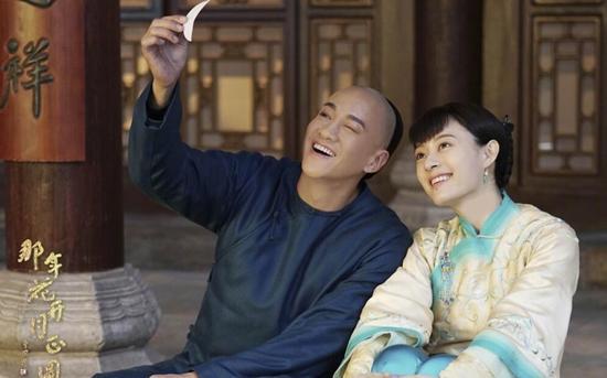 Sau 15 năm, Tôn Lệ và Hà Nhuận Đông vẫn bị chia cắt bởi sinh ly tử biệt-11