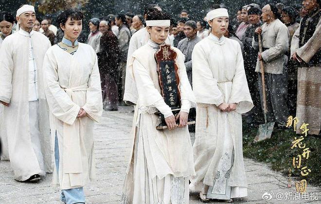 Sau 15 năm, Tôn Lệ và Hà Nhuận Đông vẫn bị chia cắt bởi sinh ly tử biệt-13