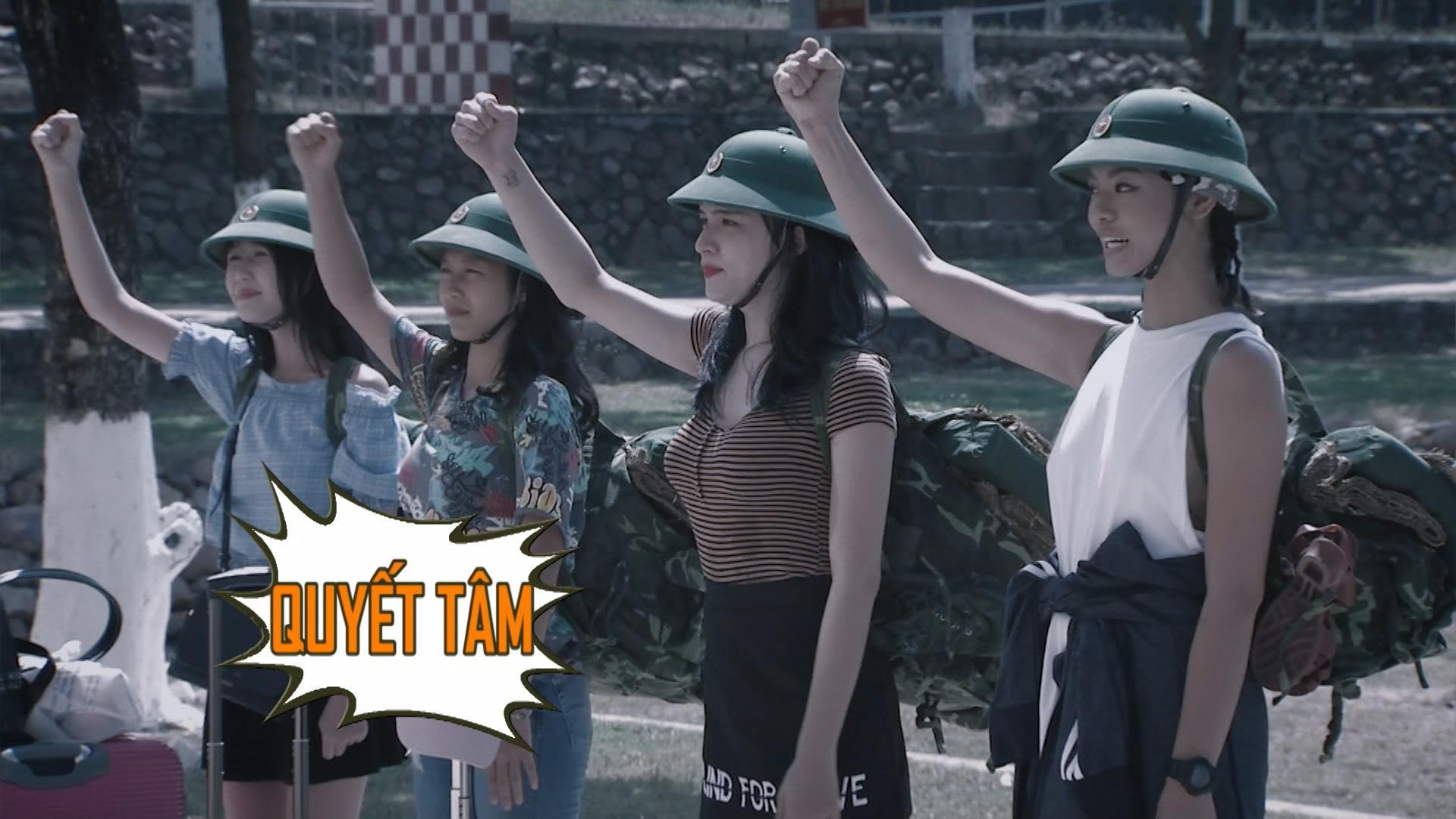 Hương Giang Idol bị chấn chỉnh vì nói năng điệu đà trong quân ngũ-1