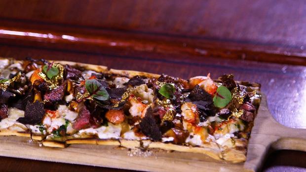 Bật mí thực đơn dành cho các tỉ phú tại nhà hàng thịt nướng lâu đời nhất phố Wall-5