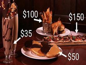 Bật mí thực đơn dành cho các tỉ phú tại nhà hàng thịt nướng lâu đời nhất phố Wall