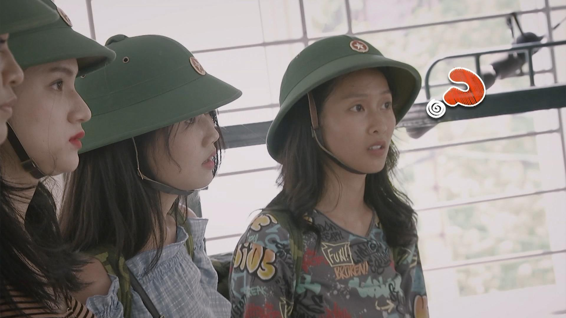 Hương Giang Idol bị chấn chỉnh vì nói năng điệu đà trong quân ngũ-3