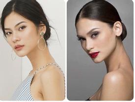 Phải chăng quán quân Kim Dung là chị em thất lạc của Hoa hậu Hoàn vũ thế giới Pia Wurtzbach?