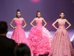 Chung kết Next Top 2017: sàn diễn thời trang 'lỗi' nhất năm vì trang phục và catwalk quá tệ