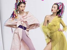 Lý do nào giúp Kim Dung 'vượt mặt' Thùy Dương đăng quang Vietnam's Next Top Model 2017?