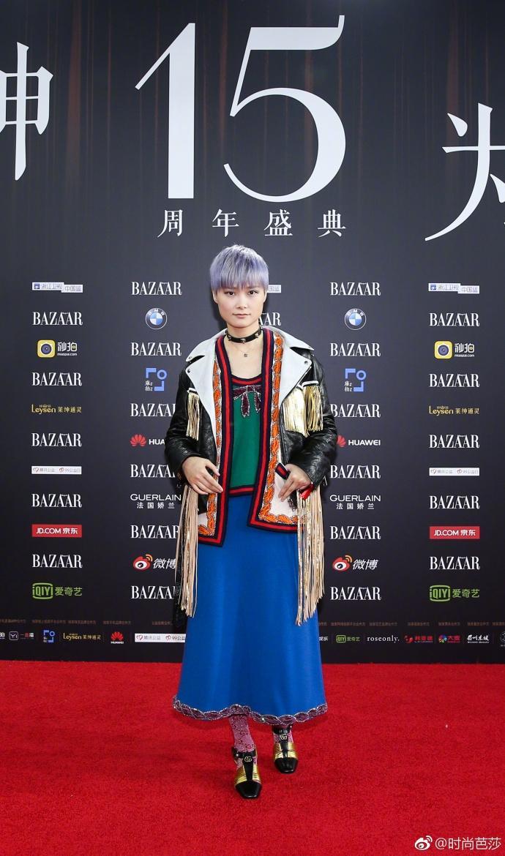 Phạm Băng Băng đẹp tựa nữ thần lấn át dàn sao Hoa ngữ tại sự kiện thảm đỏ-12