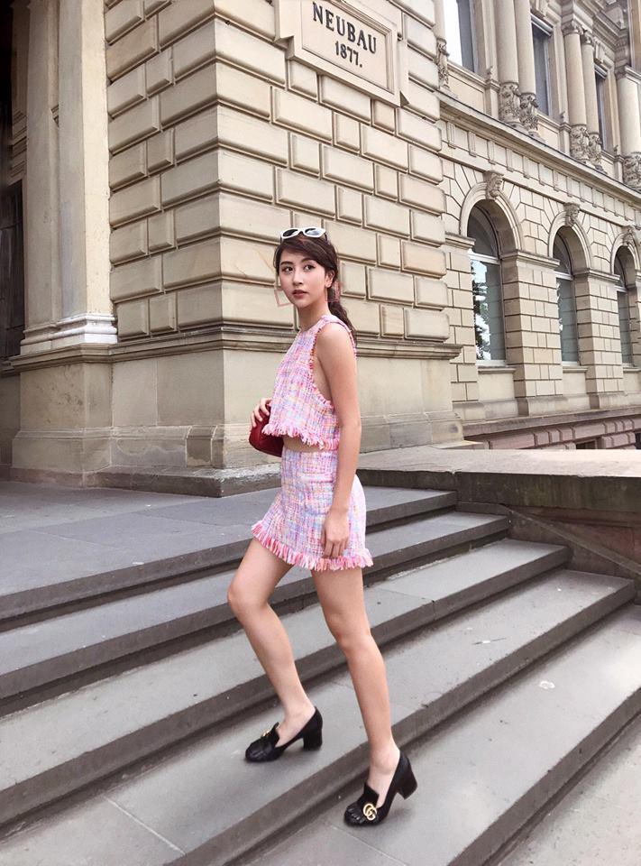 Hot girl - hot boy Việt 10/9: Khánh Linh trùng tu lại da mặt bằng phương pháp phi kim-8