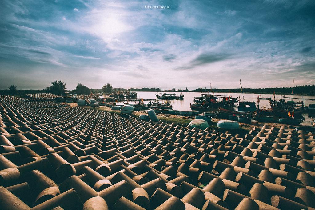 Cảng cá Lộc An: Nét đẹp mộc mạc của người dân miền biển-2