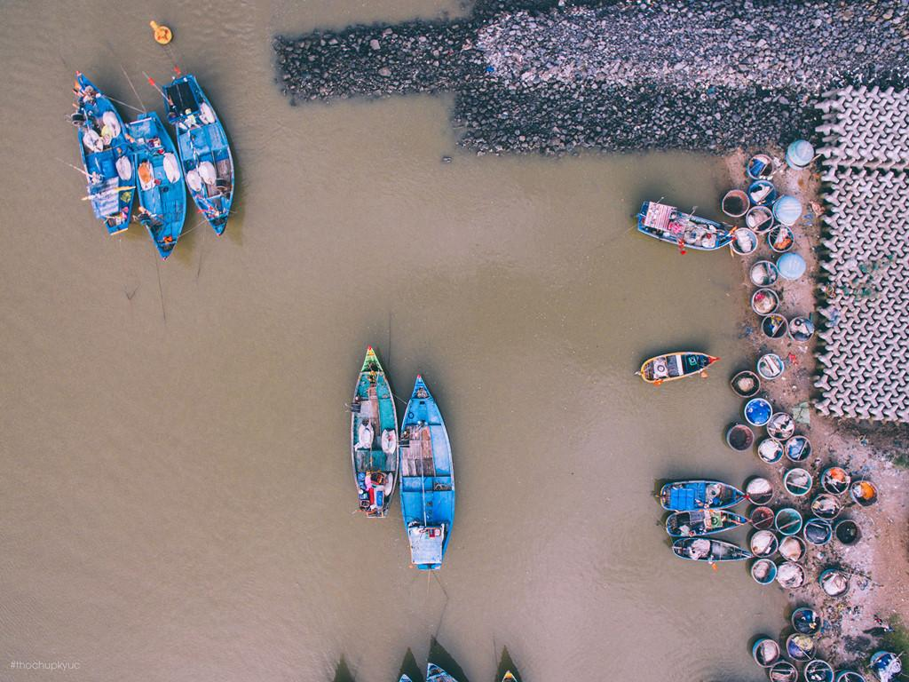 Cảng cá Lộc An: Nét đẹp mộc mạc của người dân miền biển-5