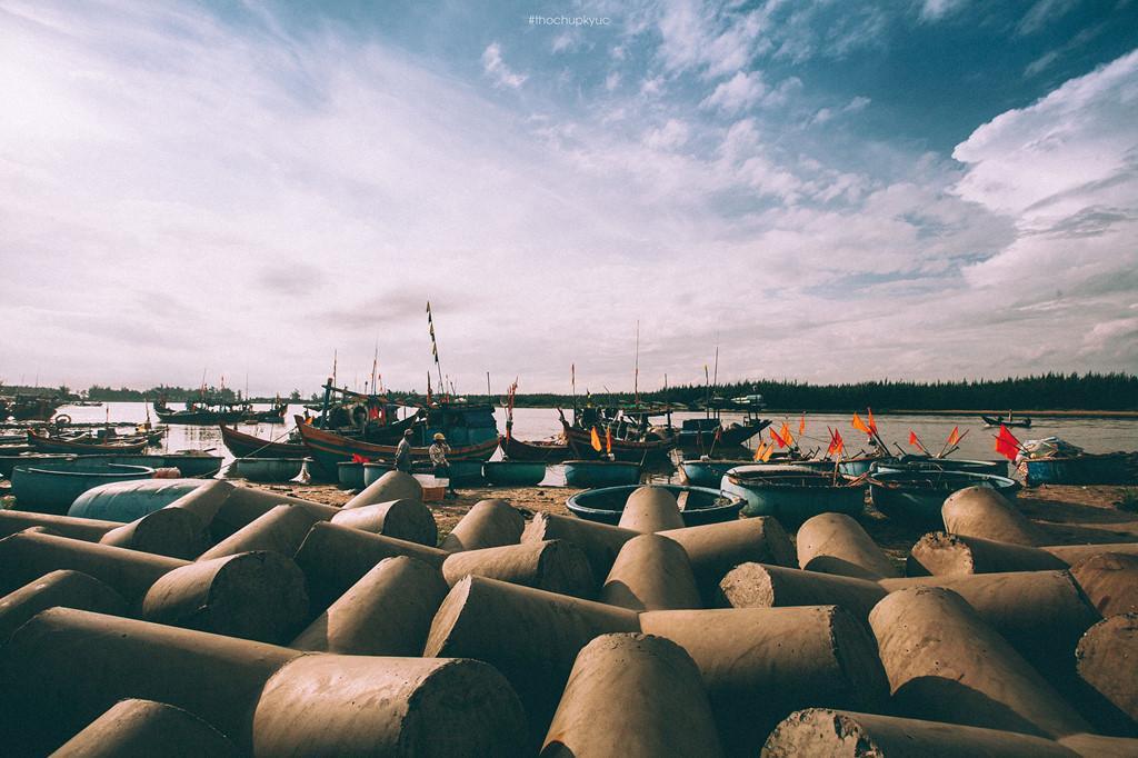Cảng cá Lộc An: Nét đẹp mộc mạc của người dân miền biển-6