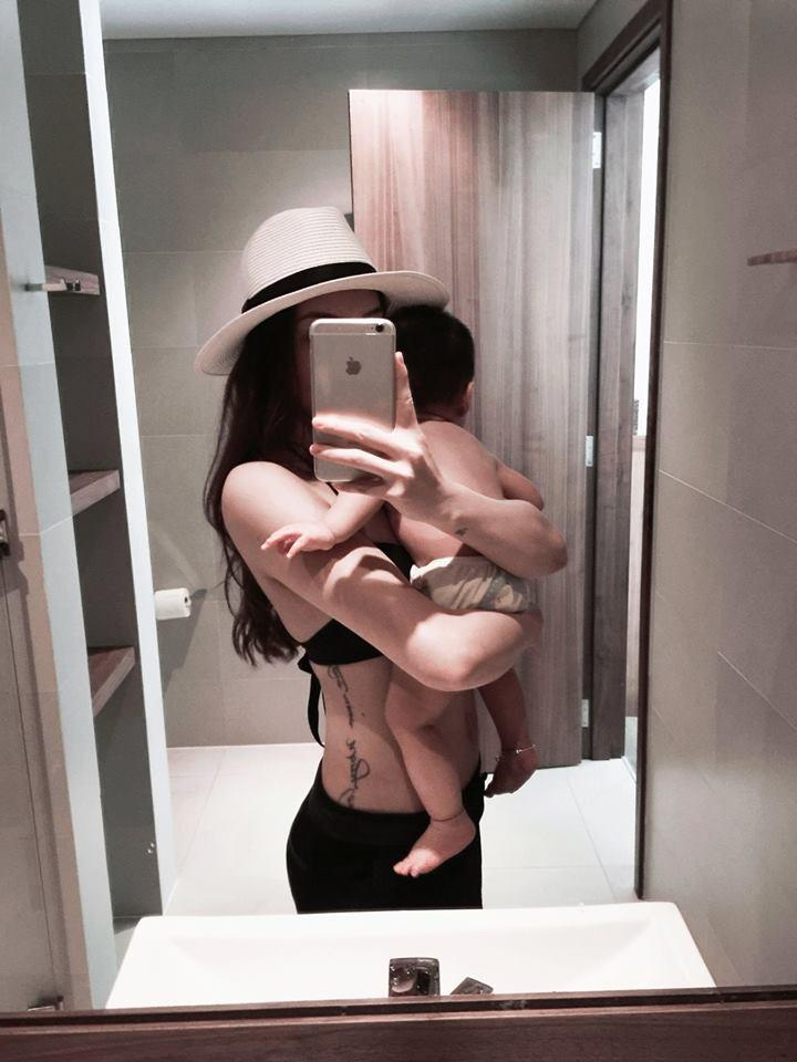 Hot girl - hot boy Việt 11/9: Stylist Hoàng Ku đốt mắt người nhìn khi khoe ảnh khỏa thân chơi đạp vịt-6