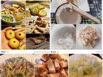 Top 5 món ăn tuyệt ngon khiến chị em 'chao đảo' nhất tuần qua