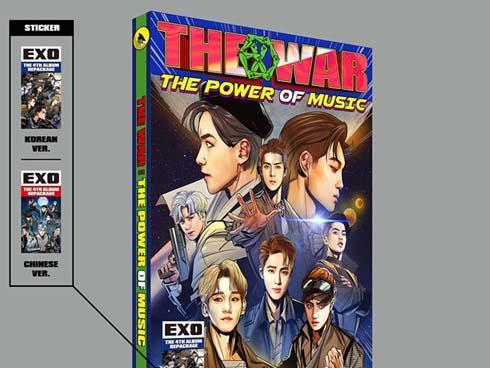 """Album tái bản: Chiêu """"moi tiền"""" từ fan cuồng của sao Kpop"""