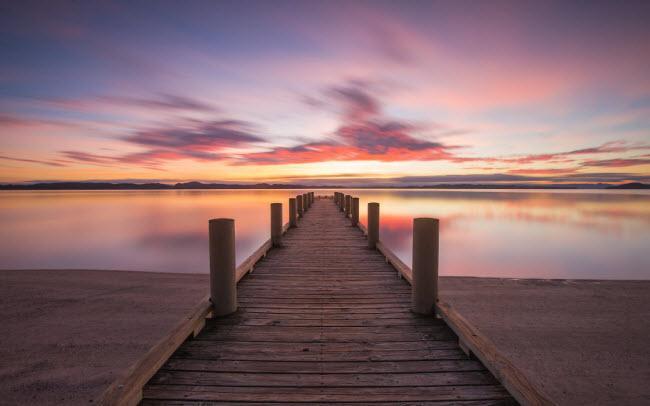 Mê hoặc trước những địa danh đẹp như thiên đường ở New Zealand-11