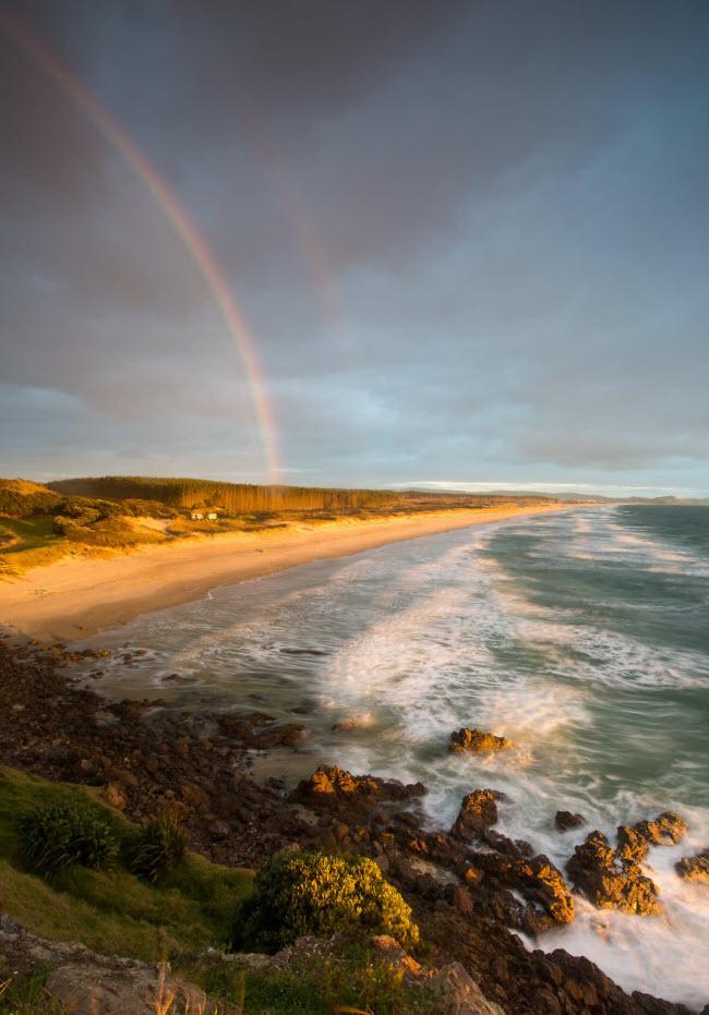 Mê hoặc trước những địa danh đẹp như thiên đường ở New Zealand-8