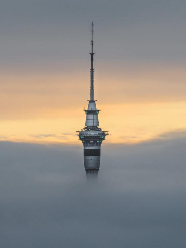Mê hoặc trước những địa danh đẹp như thiên đường ở New Zealand-9