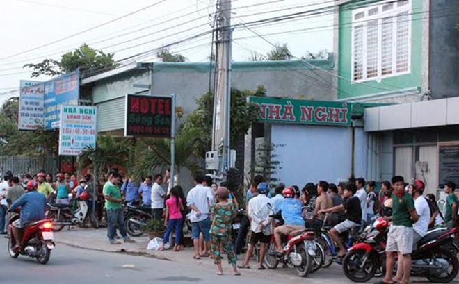 Hà Nội: Bàng hoàng phát hiện 3 mẹ con tử vong bất thường trong nhà nghỉ-1