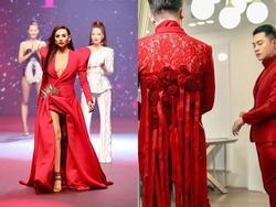 Võ Hoàng Yến - Nam Trung diện đồ ăn ý như 'KING & QUEEN' xuyên suốt mùa Next Top