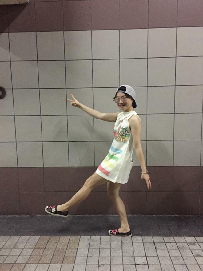 Đến phòng tập gym để quên trầm cảm, cô gái Quảng Ninh lột xác đến hàng xóm cũng không nhận ra-5