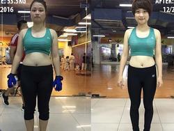 Đến phòng tập gym để quên trầm cảm, cô gái Quảng Ninh 'lột xác' đến hàng xóm cũng không nhận ra