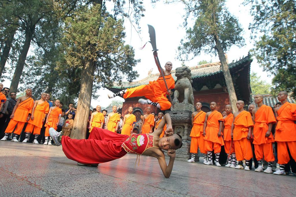 Những thắng cảnh vạn người mê trong truyện Kim Dung-4