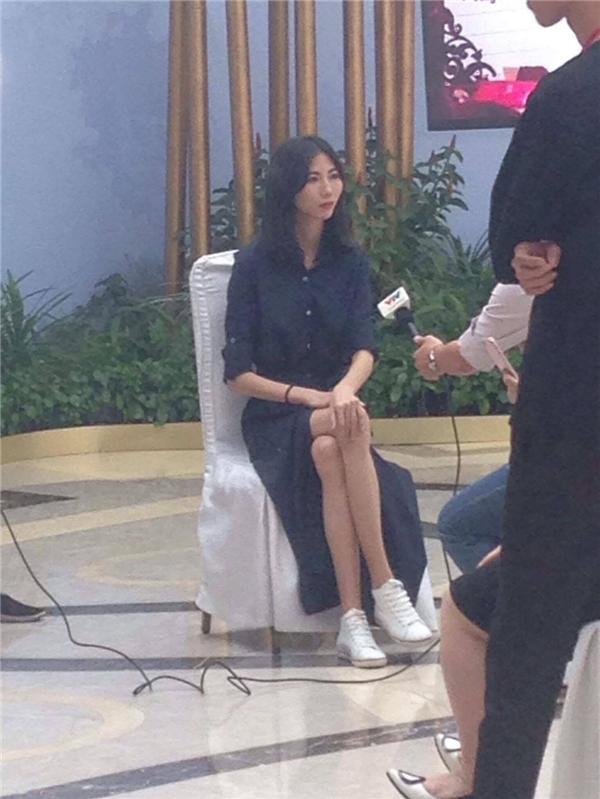Cao Ngân bất ngờ xuất hiện tại vòng sơ khảo phía Nam Hoa hậu Hoàn vũ Việt Nam 2017-3