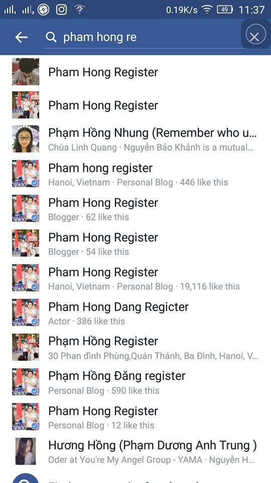 Hot boy cầm cờ bức xúc khi liên tiếp bị giả mạo Facebook-3