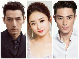 Bật mí sự trùng hợp khó tin của loạt mỹ nam, mỹ nữ trong phim Hoa ngữ