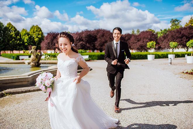 Cặp đôi bác sỹ Việt sống tại Séc hẹn hò trong… phòng giải phẫu, 7 năm sau về trường xưa chụp ảnh cưới-3