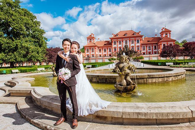 Cặp đôi bác sỹ Việt sống tại Séc hẹn hò trong… phòng giải phẫu, 7 năm sau về trường xưa chụp ảnh cưới-4