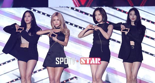 Fan hát theo át cả tiếng ca sĩ, lâu lắm rồi mới thấy T-ara được fan Hàn yêu thương như vậy-1