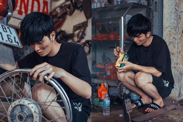 Rửa mặt cho 9X Nghệ An ai cũng ngỡ ngàng vì quá đẹp trai