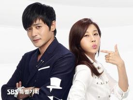 Sao Hàn 12/9: Cặp đôi 'Phẩm chất quý ông' Jang Dong Gun và Kim Ha Neul hội ngộ