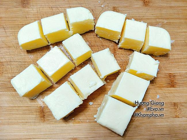 Cách làm sữa tươi chiên giòn thơm ngon tưởng khó mà cực dễ-5