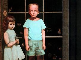 'The Hands Resist Him': Câu chuyện rùng rợn phía sau bức tranh quái đản nhất được rao bán trên eBay