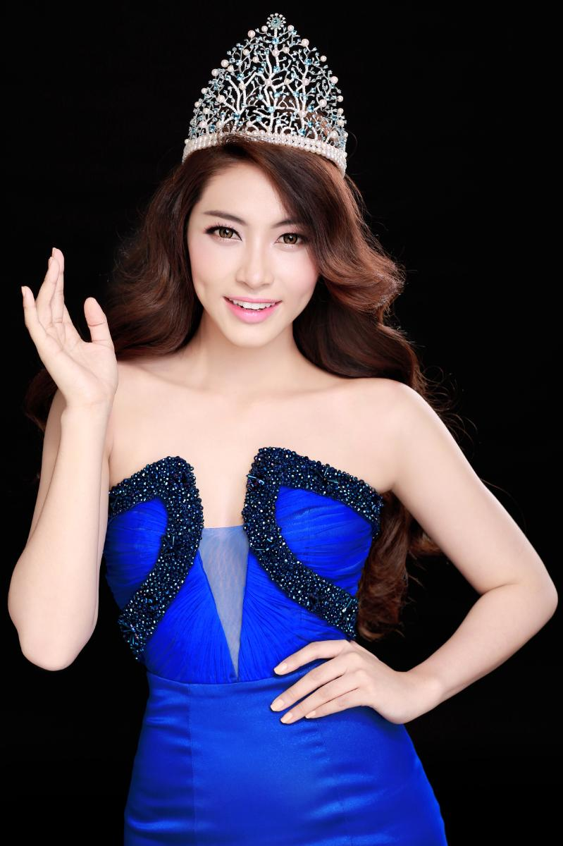Vượt Hoa hậu Hoàn vũ Việt Nam, vương miện Hoa hậu Đại dương 2017 lên tới 3,2 tỷ đồng-5
