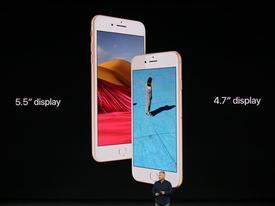 Giới thiệu iPhone 8 và 8 Plus trong 8 giây