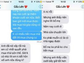 Cô gái đòi người yêu 'mua nhà Hà Nội rồi mới cưới, ai ở nhà thuê cả đời' khiến dân mạng tranh cãi