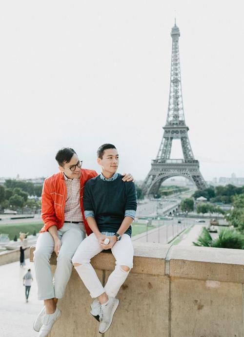 15 ngày ở châu Âu tiền nào của nấy của Adrian Anh Tuấn và Sơn Đoàn-1