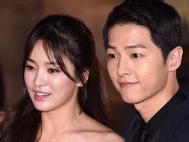 Song Joong Ki lỗi hẹn với khán giả vì mải làm đám cưới với Song Hye Kyo