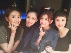 Hội 'mẹ bỉm sữa' Angela Baby, Trần Nghiên Hy và An Dĩ Hiên hẹn hò ăn tối trong tiếng cười