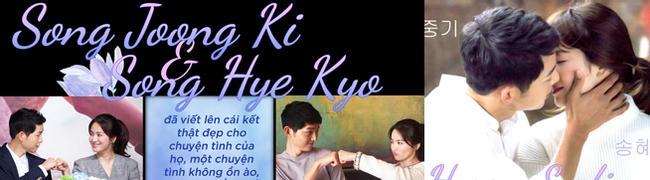 Đám cưới Song Joong Ki - Song Hye Kyo