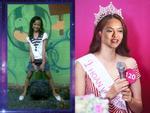 Mai Ngô thi Hoa hậu Hoàn vũ, fan lại được khen cười ngả nghiêng vì ảnh chế