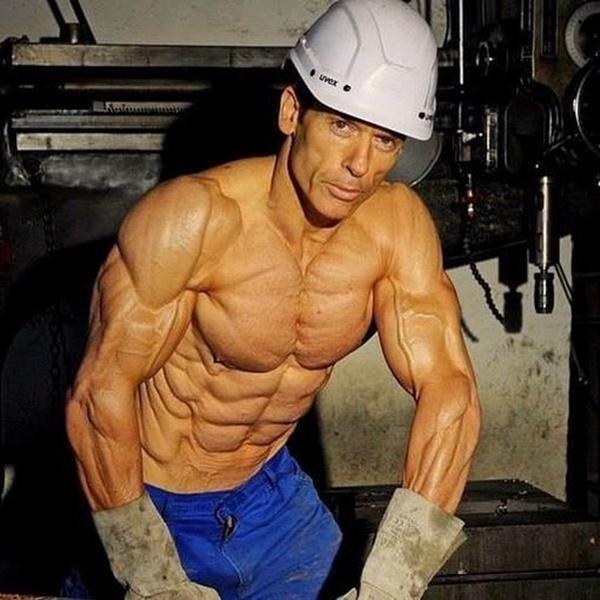 Choáng khi thấy người đàn ông 48 tuổi bị quắt hết mỡ cơ thể-8