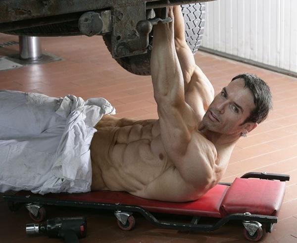 Choáng khi thấy người đàn ông 48 tuổi bị quắt hết mỡ cơ thể-10