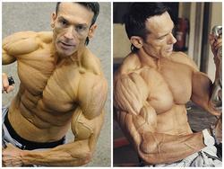 Choáng khi thấy người đàn ông 48 tuổi bị 'quắt hết mỡ' cơ thể