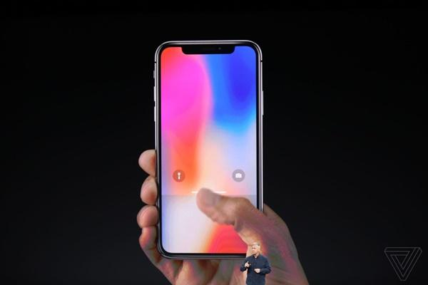 5 điểm khác biệt cơ bản của iPhone 8 và iPhone X-4