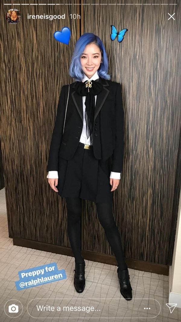 Park Shin Hye váy vóc điệu đà, Jessica Jung kín cổng cao tường tham dự NYFW-2