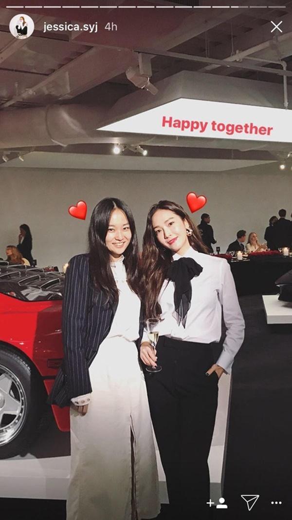 Park Shin Hye váy vóc điệu đà, Jessica Jung kín cổng cao tường tham dự NYFW-3