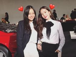 Park Shin Hye váy vóc điệu đà, Jessica Jung 'kín cổng cao tường' tham dự NYFW